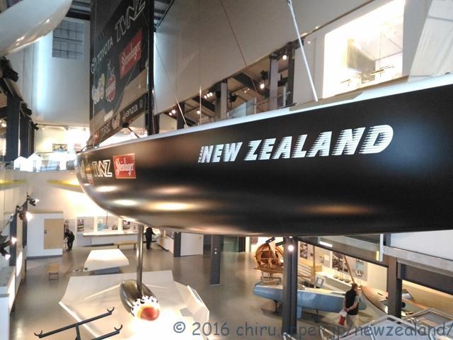 オークランド 海洋博物館 maritime museum ニュージーランド
