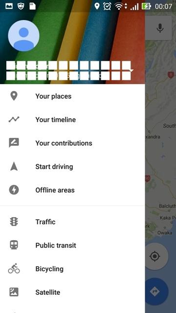 ニュージーランド マップ 地図 アプリ グーグル オフライン DL