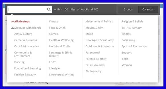 ミートアップ Meet Up ニュージーランド オークランド 英会話 アプリ